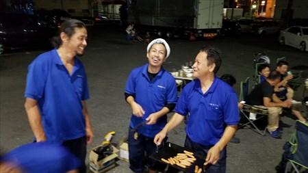 埼玉の運送業者「株式会社清光ライン」のスタッフ
